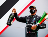 F1 pays tribute to 'true giant' after Hamilton is knighted