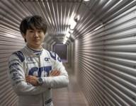Tsunoda confirmed at AlphaTauri for 2021