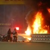 FIA launches detailed analysis of Grosjean crash