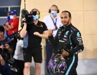 Hamilton cleared to return in Abu Dhabi