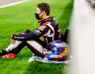 Grosjean hospital stay extended; targets Abu Dhabi return