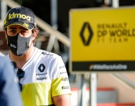 Alonso tops Young Driver Test in Abu Dhabi