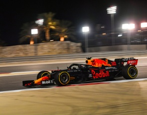 Verstappen tops third Sakhir practice