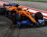 Norris starts from back as McLaren gives him new engine