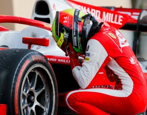 Schumacher clinches F2 title in dramatic finale