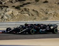 Bottas rues Mercedes 'nightmare' that ended Russell fight for win
