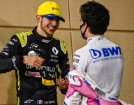 Ocon reduced to tears by first F1 podium