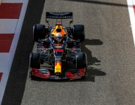 Verstappen leads first Abu Dhabi practice