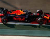 Verstappen back on top in third Abu Dhabi practice