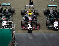 Breaking Mercedes dominance a reward for Red Bull efforts - Verstappen
