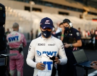Perez disappointed to bow out with DNF, but proud of Racing Point stint