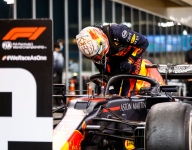 Only tires worried Verstappen on way to dominant win