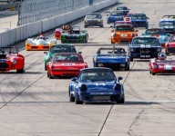 Classic Sebring weekend gets underway