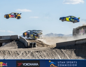 Nitro Rallycross expands into full championship; adds electric class