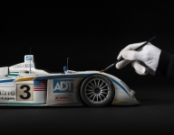 Amalgam model commemorates Audi Le Mans anniversary
