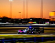 MSR gets acquainted with Acura DPi at Daytona test