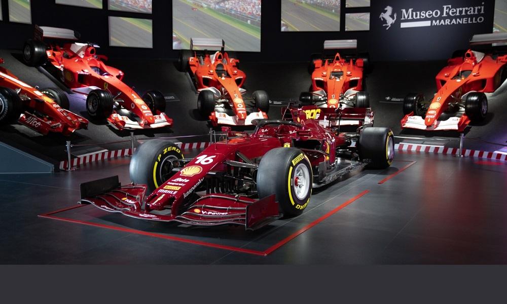 Rm Sotheby S Unveils Online Ferrari Sale Racer