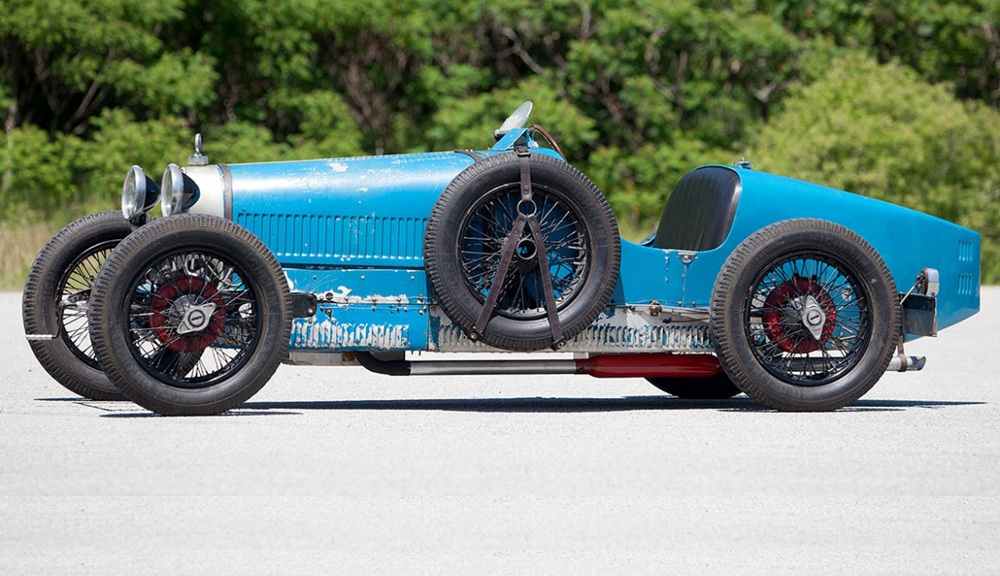 Bugatti Type 37 Grand Prix among early highlights for Gooding's Geared Online Scottsdale | RACER
