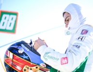 Herta excited by newfound stability with No. 26 move