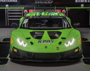 K-PAX to field two-car Huracan effort in GT World Challenge