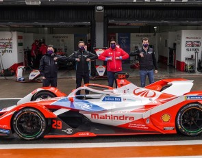 Mahindra commits to Gen3 era of Formula E