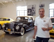 New Global Garage Tour videos from the Petersen Museum