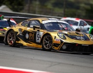 Porsche revises factory driver line-up