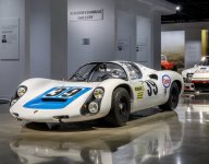 Petersen Automotive Museum full collection tour video