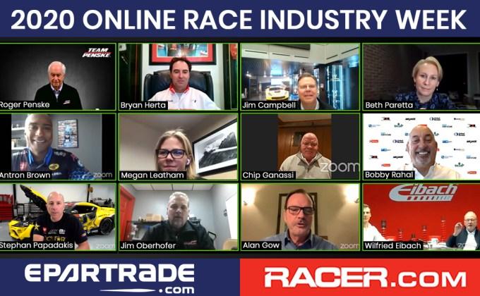 Online Race Industry Week embraced by a worldwide audience