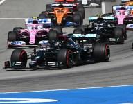 Perez threat will make life 'much harder' for Mercedes - Hamilton