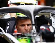 I've got used to spotlight ahead of Haas move - Schumacher