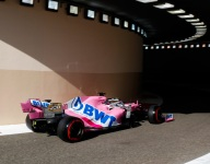 Perez to start Abu Dhabi GP from back of grid