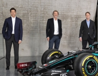 Wolff gets three more years at Mercedes as INEOS buys a third of team