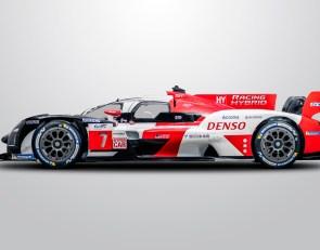 Toyota launches GR010 HYBRID Le Mans Hypercar