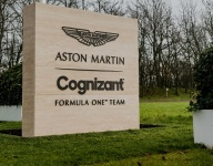 Aston Martin names title sponsor, will unveil livery in March