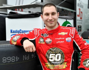 Grala to attempt Daytona 500 with Kaulig