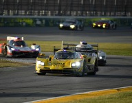 Bumper field readying for Rolex 24
