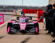 IndyCar testing to begin next week