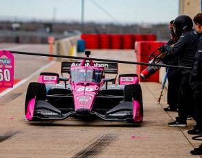 IndyCar testing to begin next week