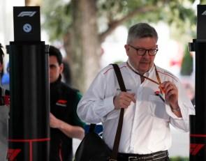 Brawn staying on as F1 managing director