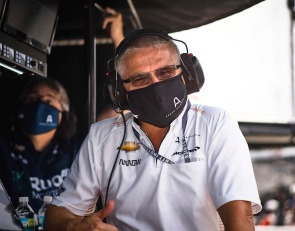 de Ferran, McLaren, part ways