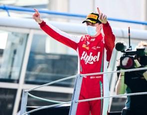 Mercedes signs F3 race-winner Vesti to development program