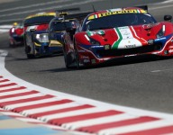 AF Corse confirms its full-time WEC driver line-up
