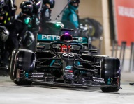 Russell learned importance of adaptability from Merc chance