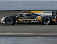 Duval, Magnussen go 1-2 for Cadillac in final Rolex 24 practice