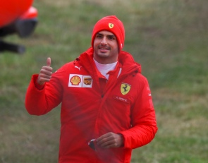 Sainz thrilled by first Ferrari run at Fiorano