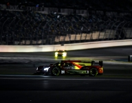 Rolex 24 Hour 14: Conway heading tight DPi battle