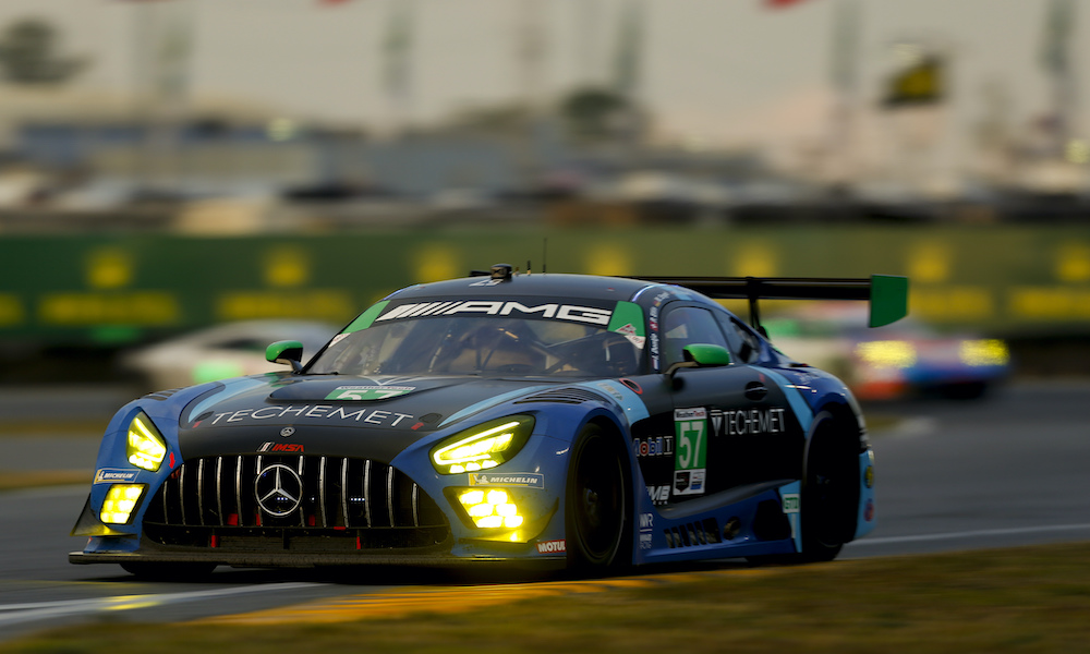 Winward's step up to GTD pays off with Rolex 24 win | RACER