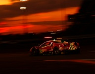 Rolex 24 Hour 9: Ally Cadillac takes DPi lead, Ferrari out front in GTD