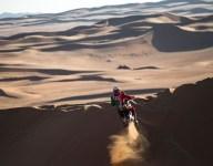 Dakar rider Pierre Cherpin dies following crash